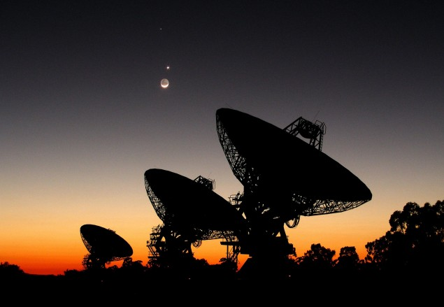 MotoGP: BT Sport Gets UK Broadcast Rights for 2014 2018 radio telescope moon mercury venus 635x439