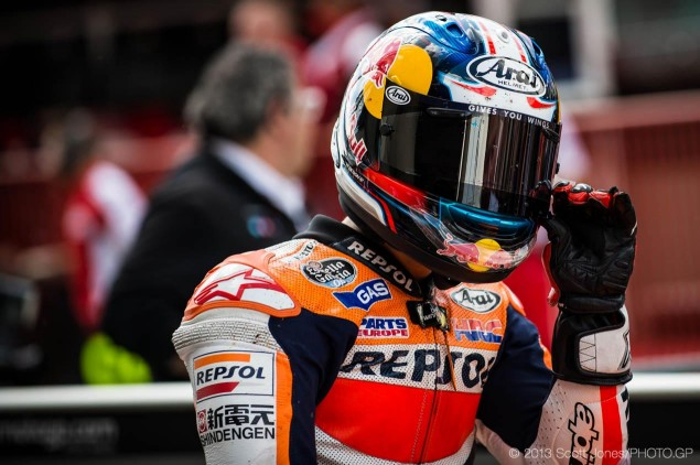 MotoGP: Qualifying Results from Mugello Dani Pedrosa HRC Mugello MotoGP Scott Jones 635x422
