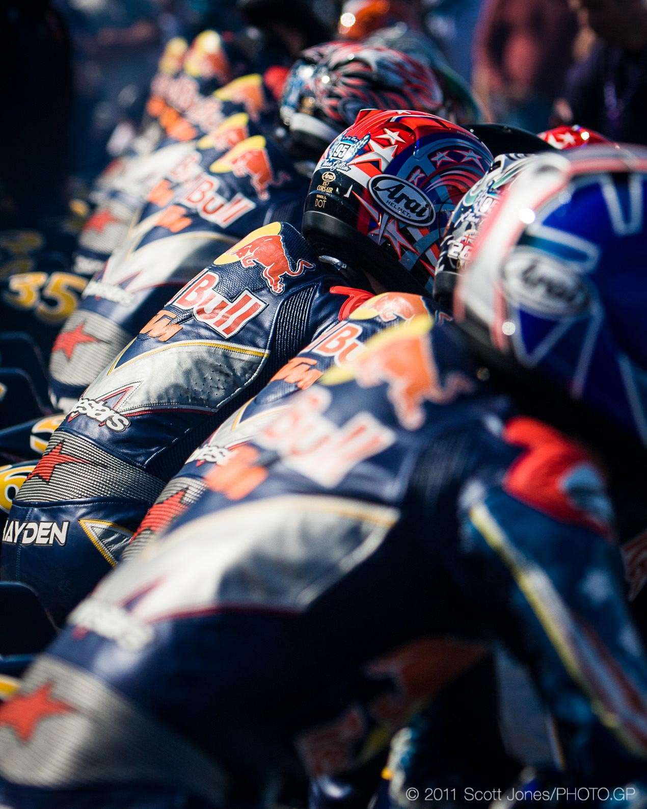 Q&A With Peter Clifford Interview: Red Bull Rookies In