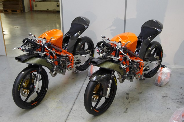 KTM Wants to Race in Moto2 & WSBK   No ROI in MotoGP KTM RC250GP Moto3 Production Racer 635x420