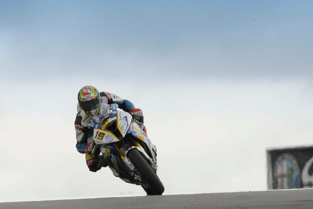 WSBK: Race Results for Race 1 at Moscow chaz davies wbsk moscow 635x423