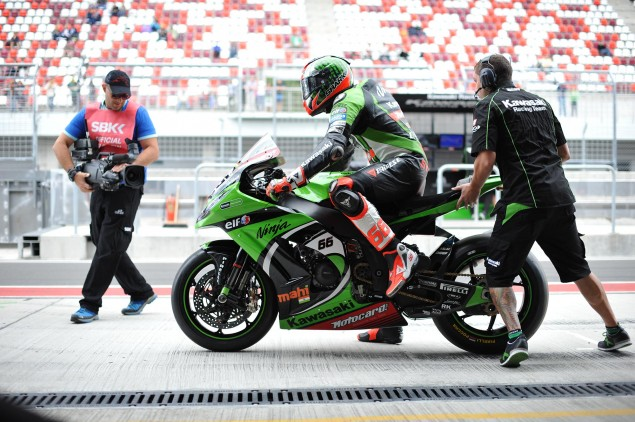 WSBK: Kawasaki Racing Re Signs Tom Sykes tom sykes wsbk moscow russia kawasaki racing 635x422