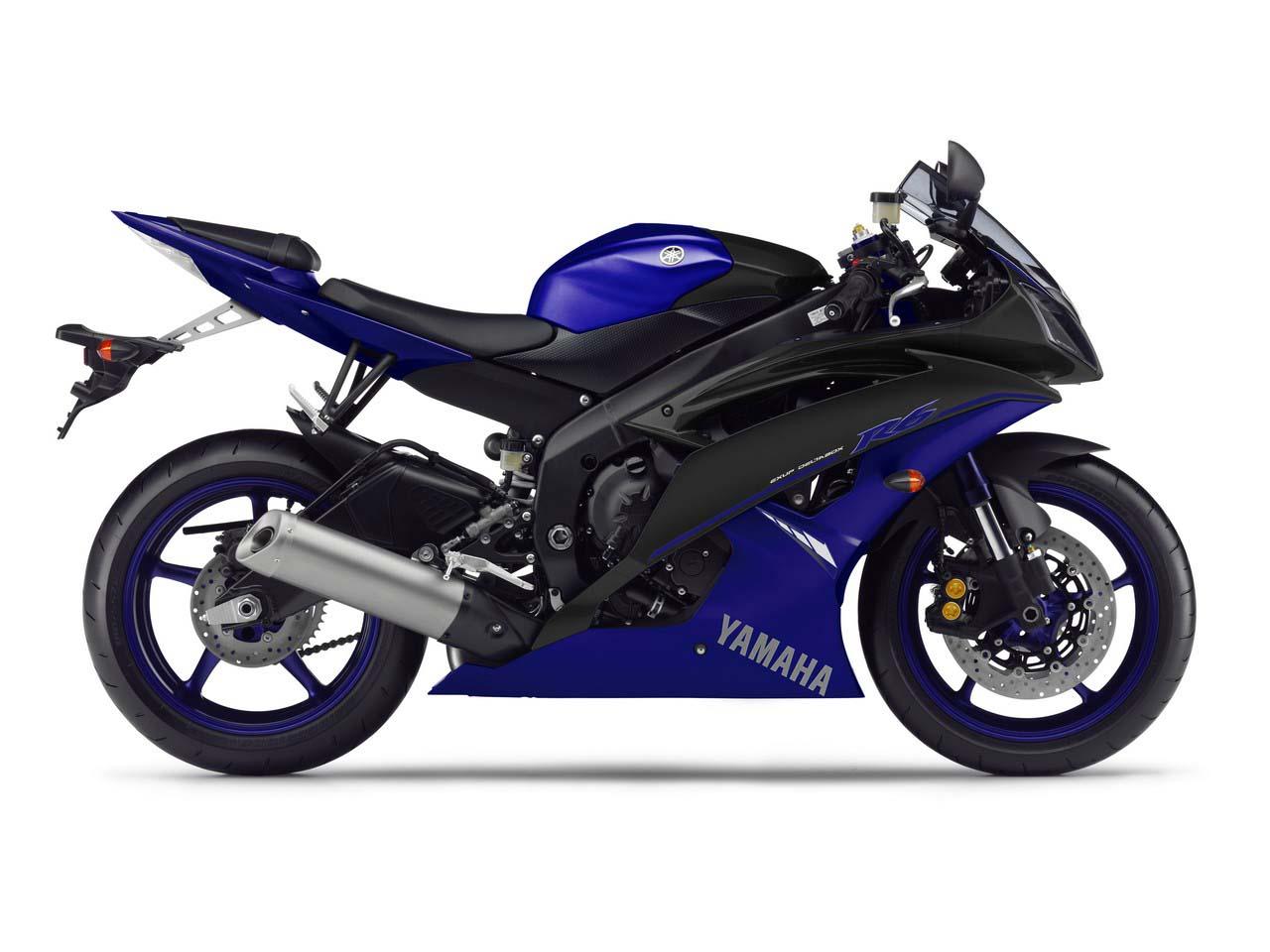 "Yamaha YZF R1 dan R6 ""Race Blu"" 2014 - Debut Di MotoGP Silverstone"