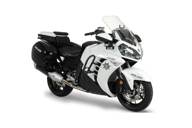 Honda st1300 police motorcycle wiring