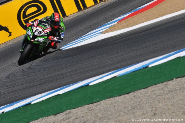 WSBK: Race Results for Race 1 at Laguna Seca tom sykes wsbk laguna seca daniel lo 635x423