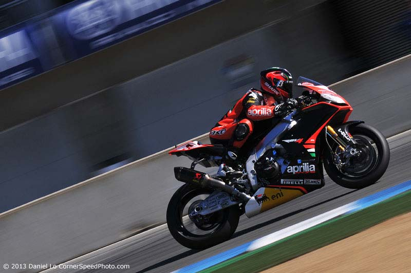 WSBK: Friday at Laguna Seca with Daniel Lo wsbk launga seca friday sylvain guintoli