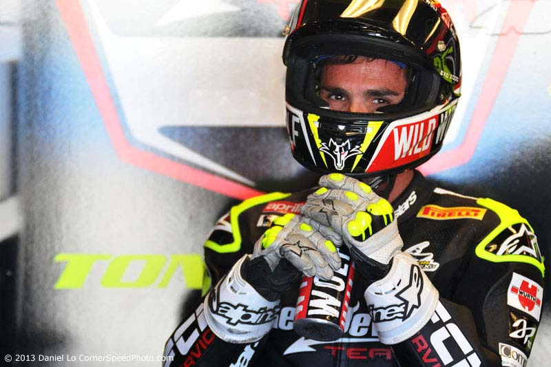 WSBK: Friday at Laguna Seca with Daniel Lo wsbk launga seca friday toni elias