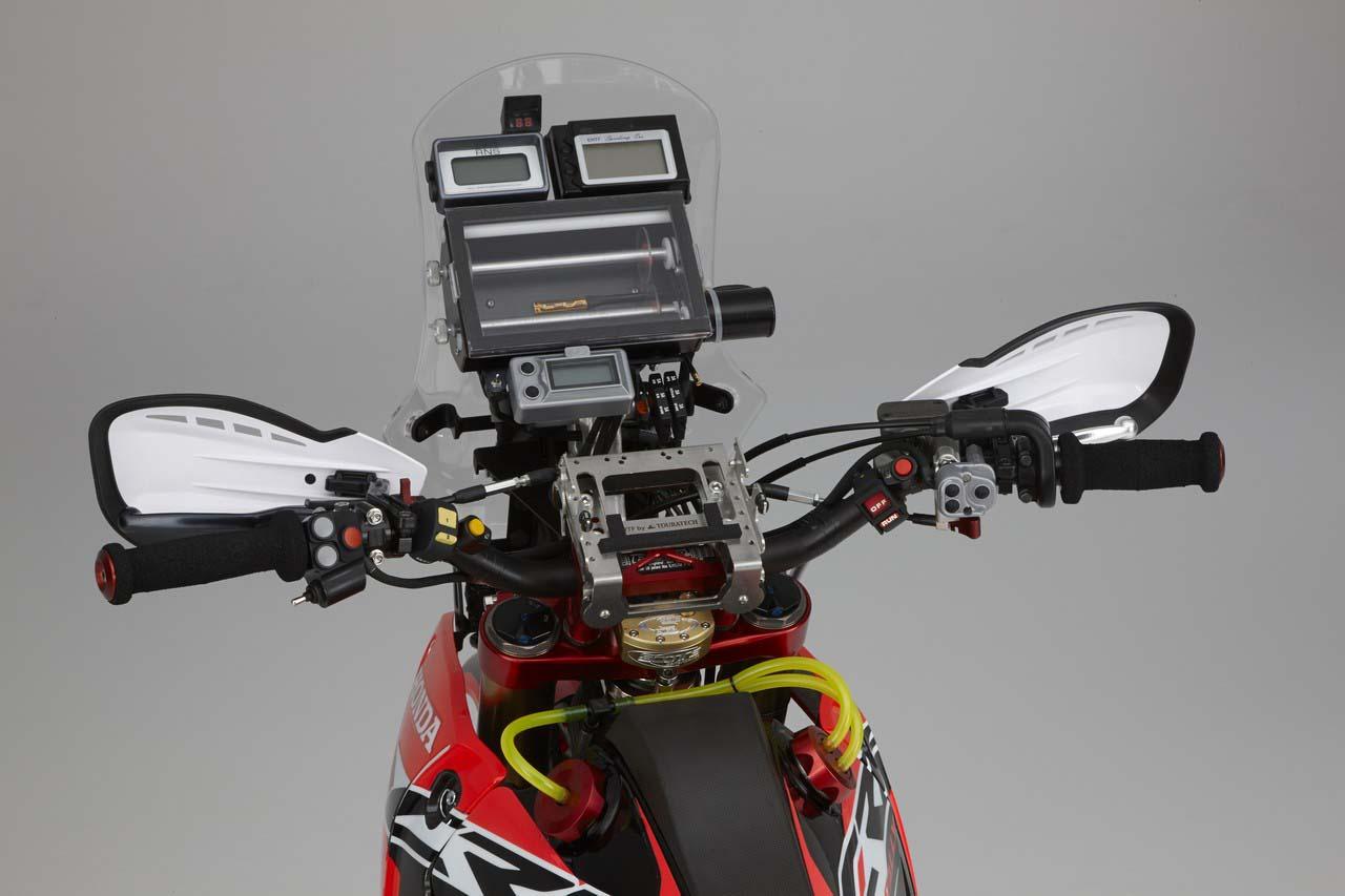 2014 Honda Dakar Rally Bike Intro Moto Related Motocross