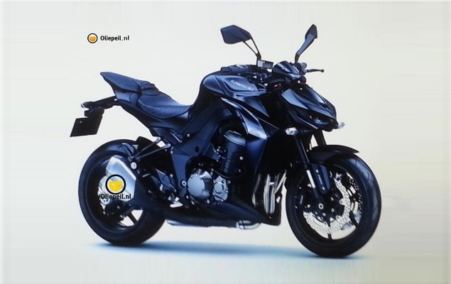 Leaked Photo of the 2014 Kawasaki Z1000 kawasaki z1000 leak 635x400