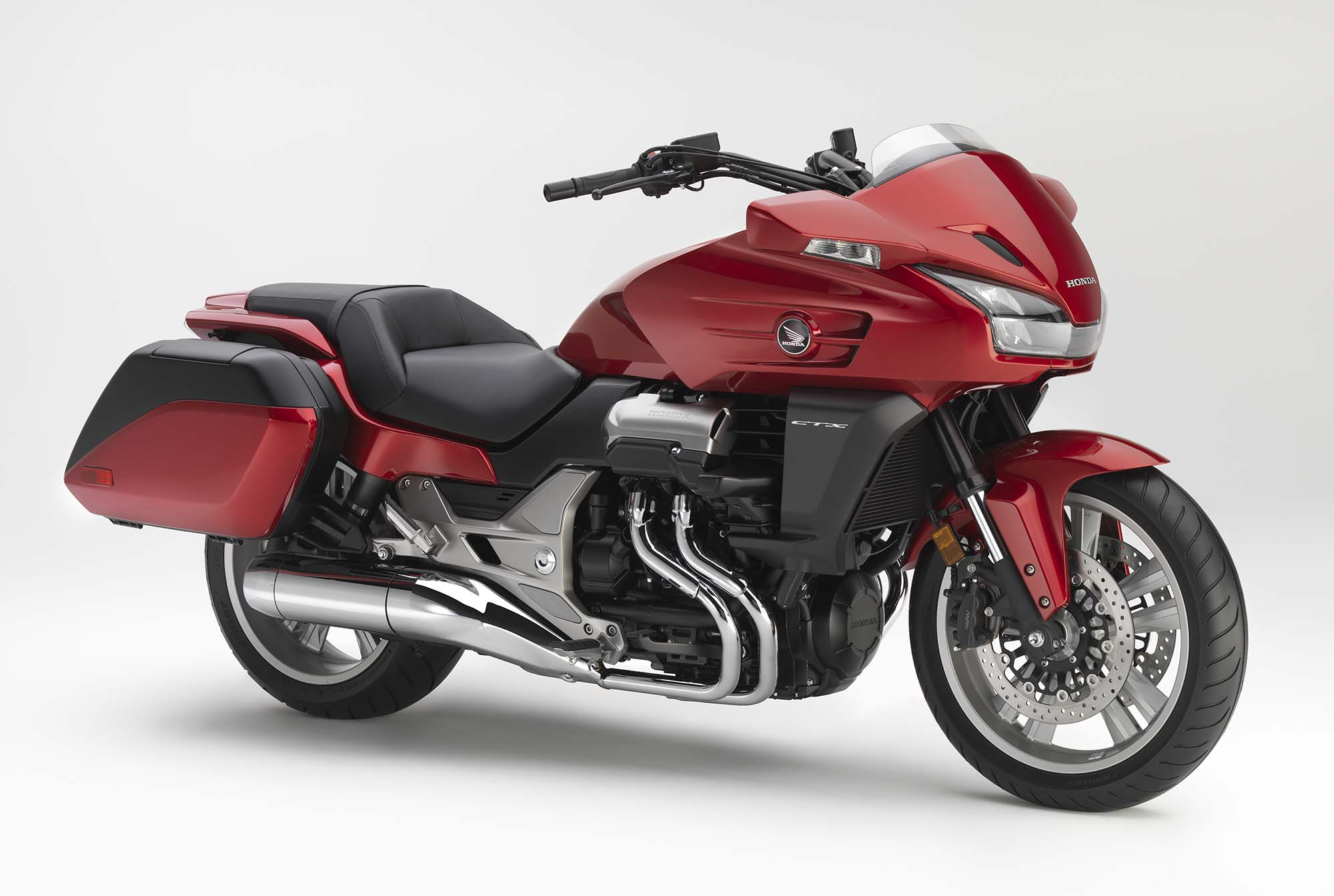 2014 Honda CTX1300 - Not Your Father's Bagger - Asphalt ...