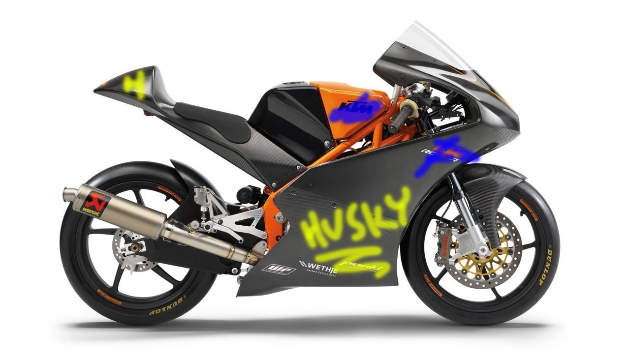 Husqvarna Enters Moto3 with Rebadged KTM Bike husqvarna moto3 race bike 635x368