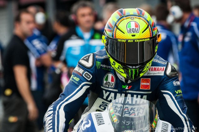 Valentino Rossi Will Decide His Future in the Next Six Races valentino rossi motogp phillip island scott jones 635x423