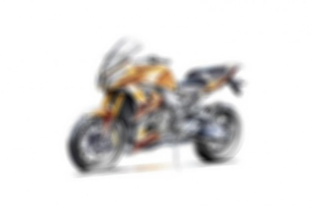 Is BMW Working on an S1000RR Based Sport Tourer? bmw s1000f artist sketch motorrad magazine blur 635x423
