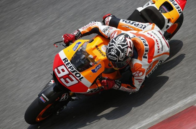 MotoGP Sepang Test – Day 3 Summary: Marquezs Consistency, Lorenzos Speed, & Ducatis Open Dilemma marc marquez sepang test hrc 635x421