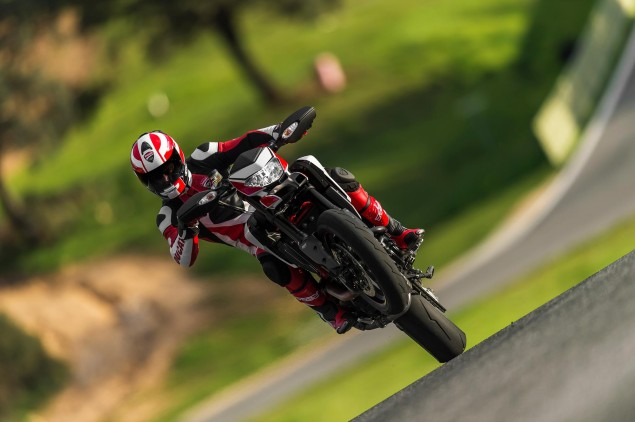 Ducati Sets Sales Record in 2013 with 44,287 Bikes Sold ducati hypermotard wheelie 635x422