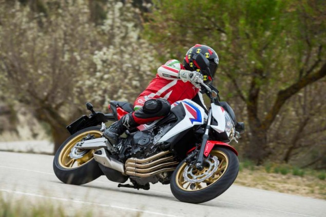 Ride Review: Honda CB650F ABS 2014 Honda CB650F review 02 635x423