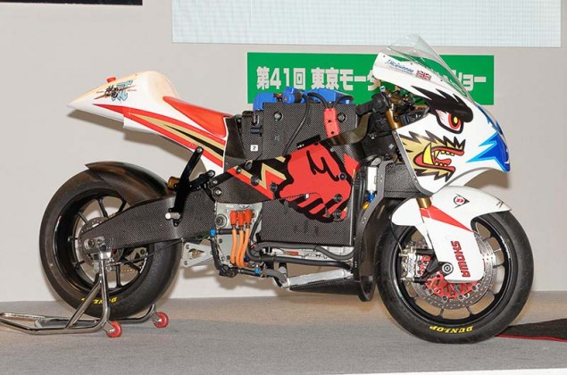 Photos of the Mugen Shinden Ni sans Fairings Mugen Shinden Ni no fairings 05 635x420