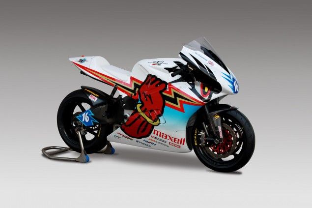 Mugen Shinden San (神電 参) Electric Superbike Revealed mugen shiden san 1 635x423