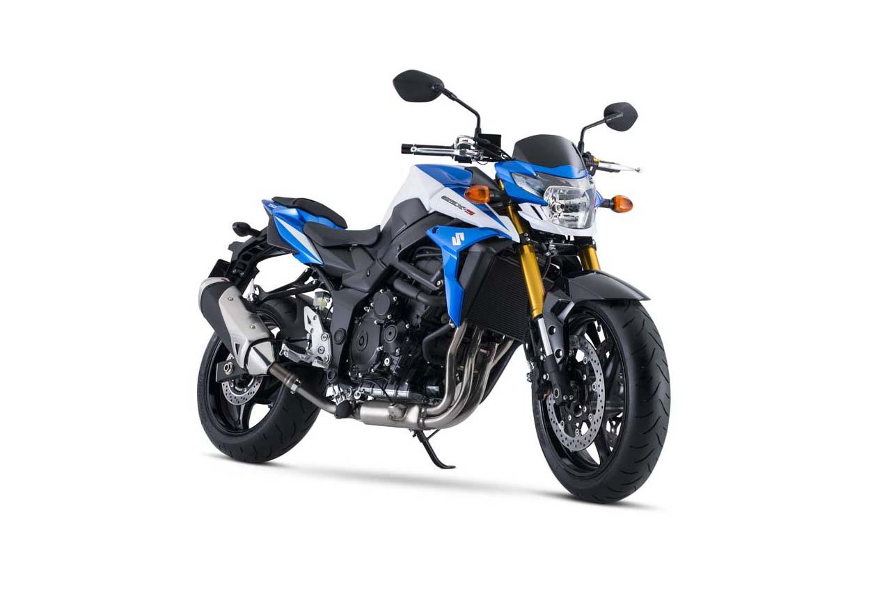 2015 Suzuki Gsx S750 Budget Middleweight Streetfighter