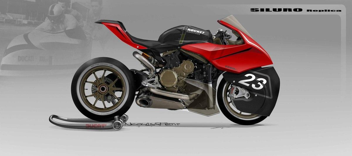 Ducati Streetfighter Fairing