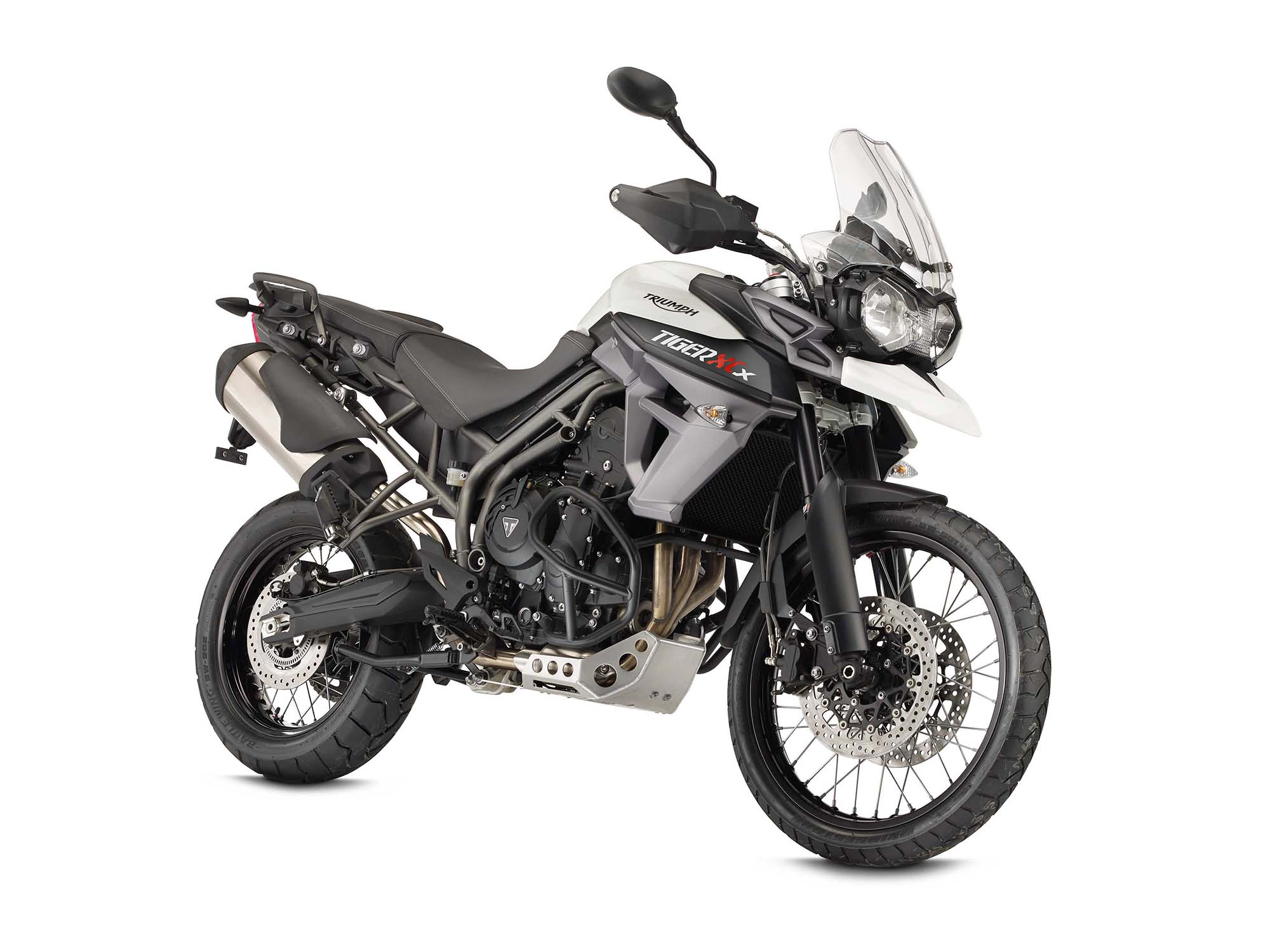 2015 triumph tiger 800 xrx more for the more on road. Black Bedroom Furniture Sets. Home Design Ideas