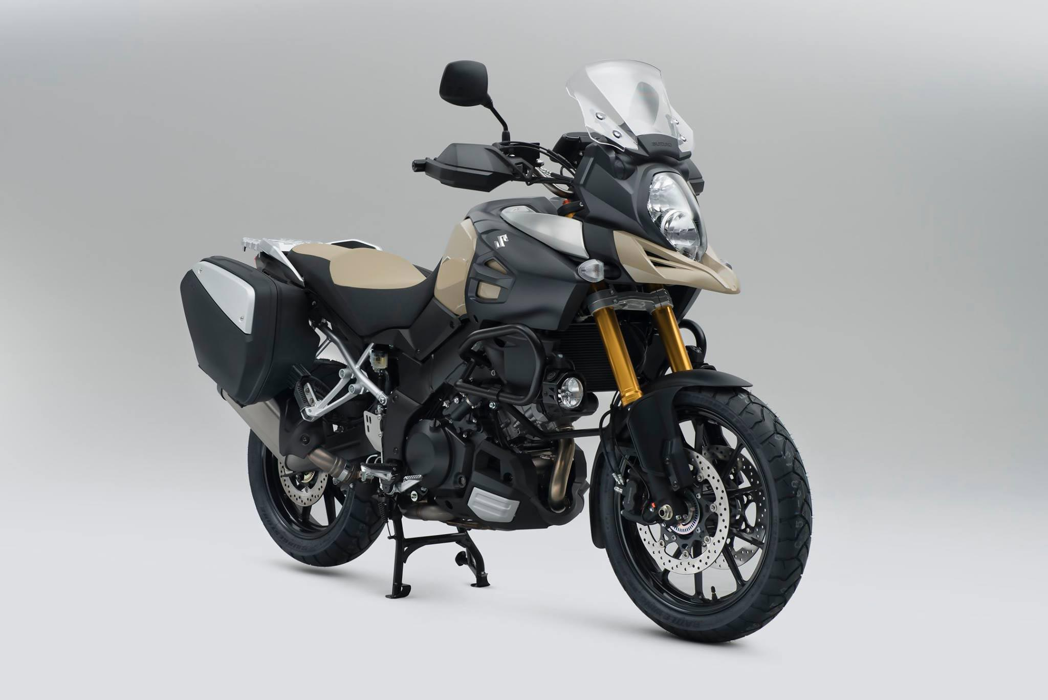 suzuki v strom 1000 desert edition so much khaki. Black Bedroom Furniture Sets. Home Design Ideas