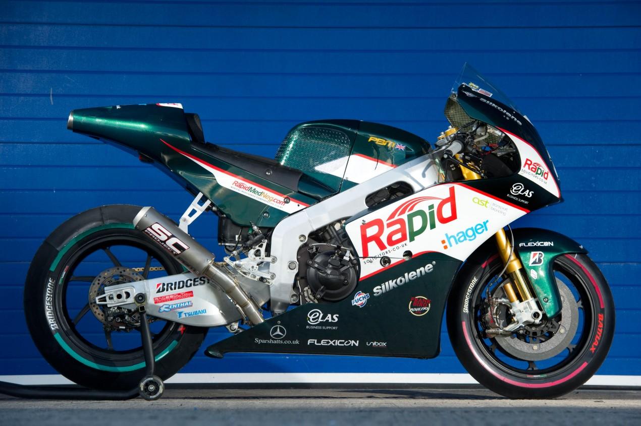 Buy a MotoGP Bike, Just in Time for Christmas - Asphalt & Rubber