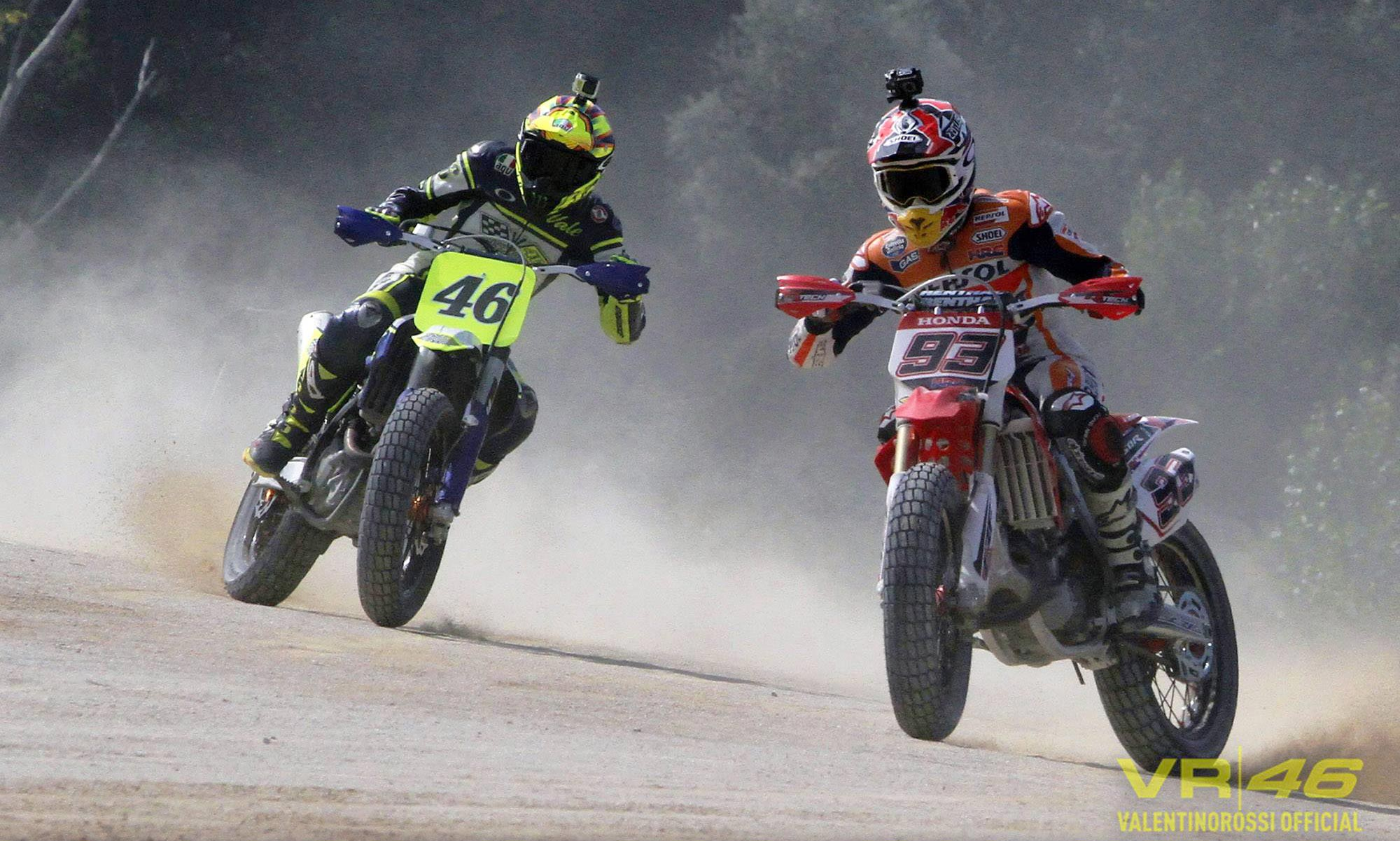 Marquez's Oval vs. Rossi's Ranch: Which Is Best for MotoGP? - Asphalt & Rubber