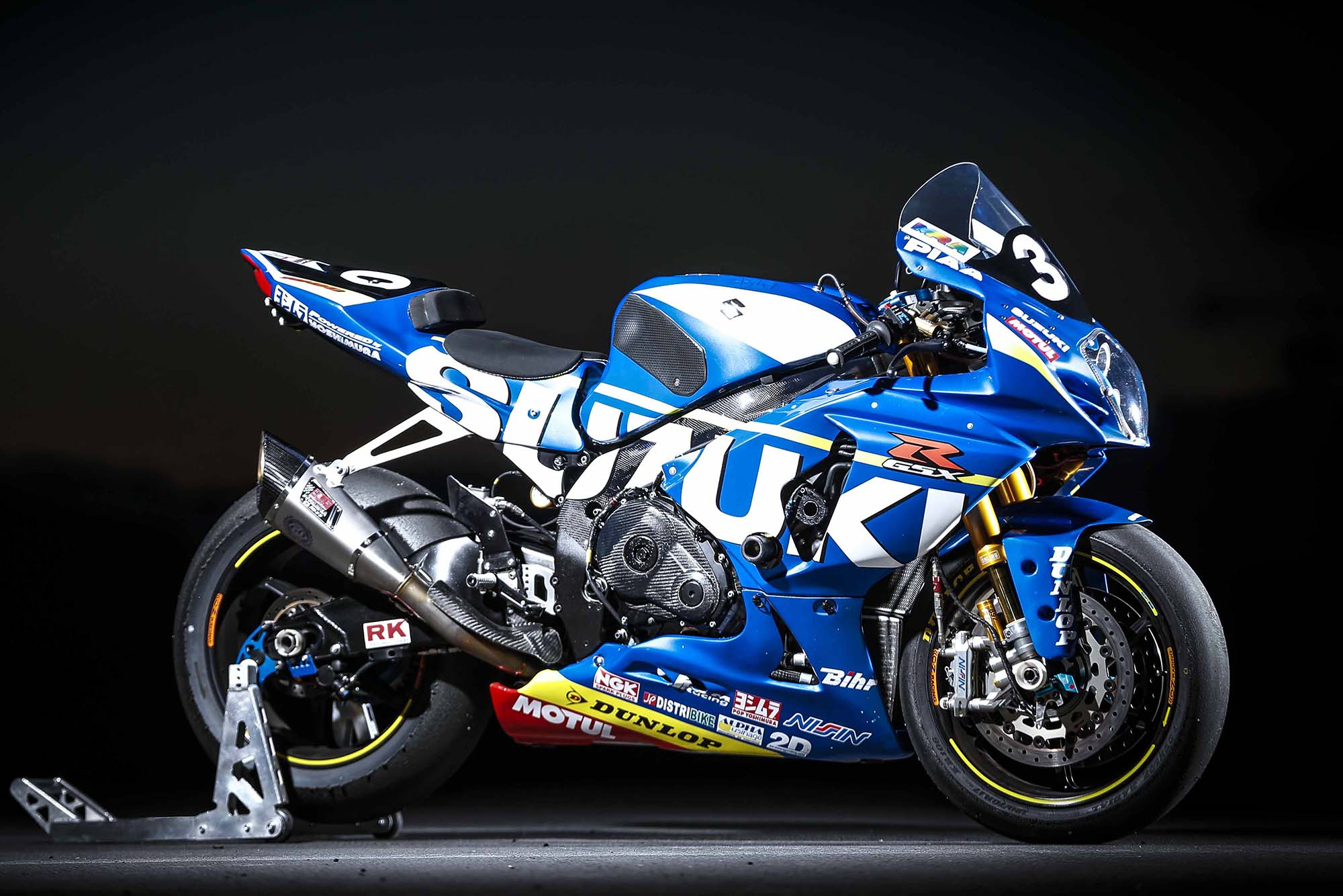 Photos: 2015 Suzuki GSX-R1000 Endurance Race Bike ... Race Bike Photos