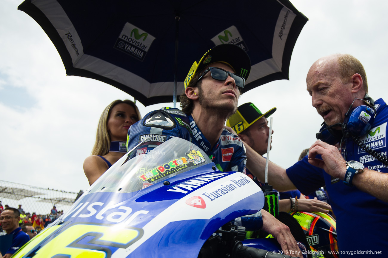 Q&A: Silvano Galbusera - On Replacing Jeremy Burgess & Being Valentino Rossi's Crew Chief, Part ...