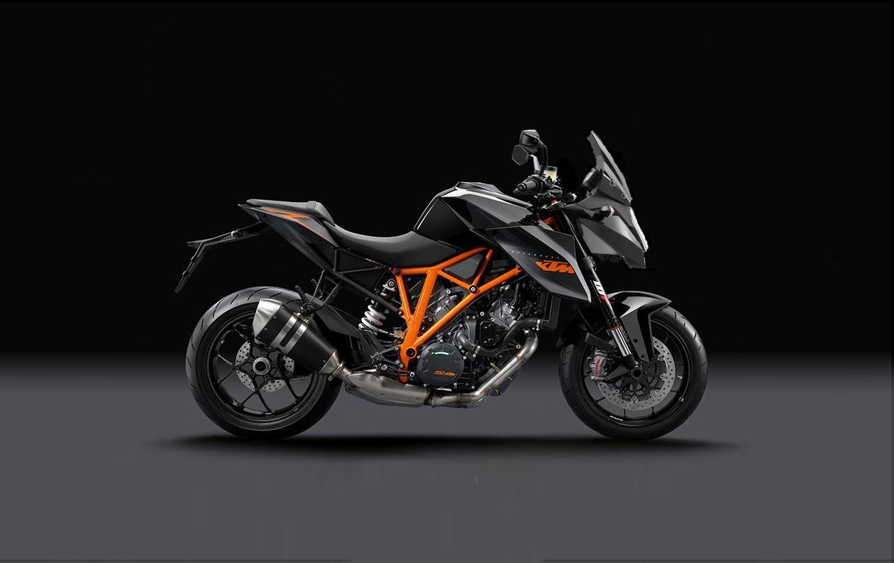 a ktm 1290 super duke tourer? - asphalt & rubber