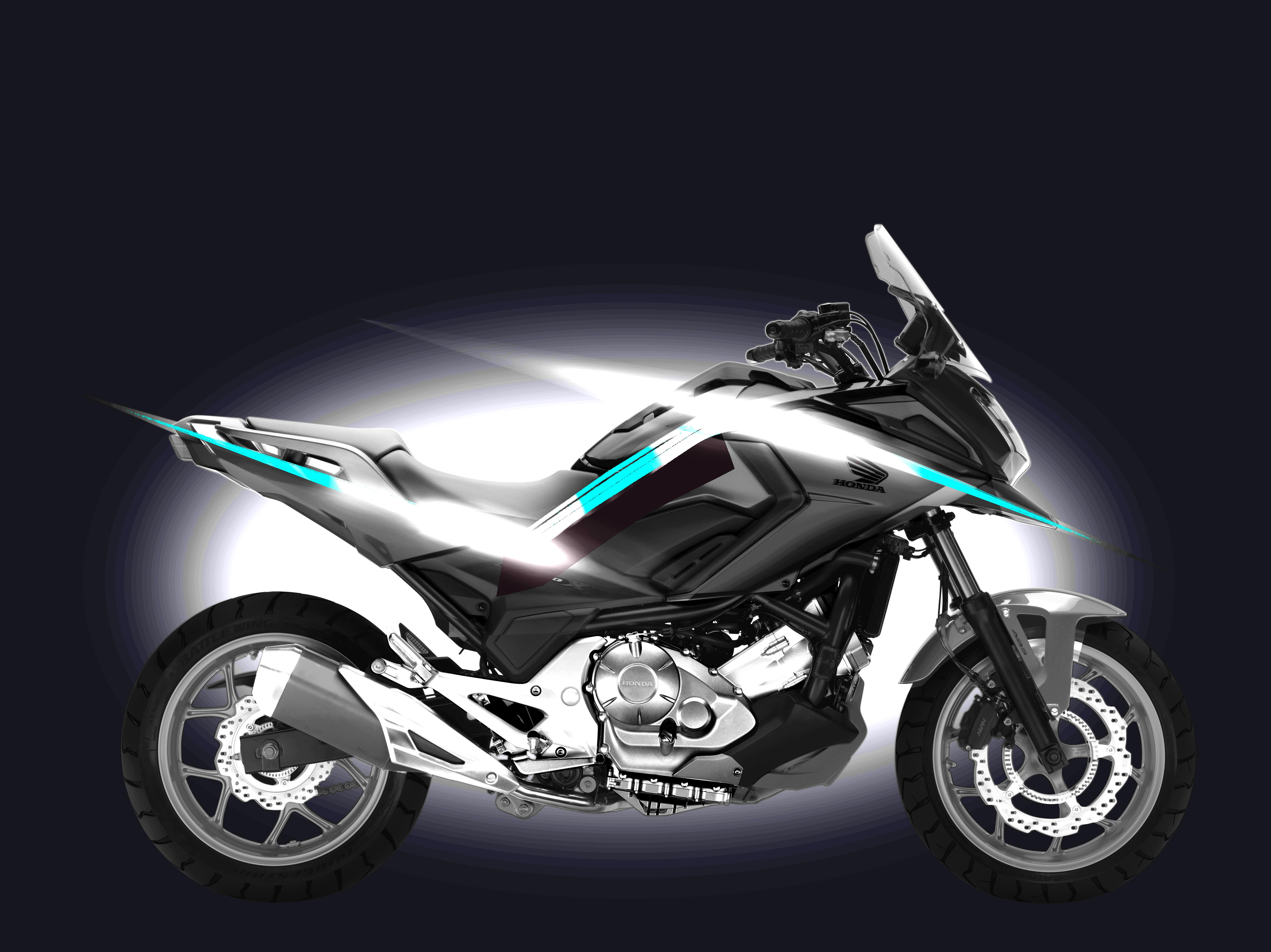 changes come for the 2016 honda nc700x. Black Bedroom Furniture Sets. Home Design Ideas
