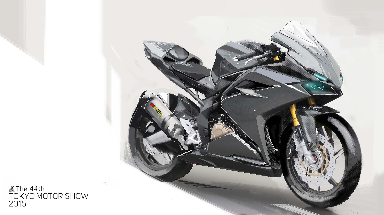 Honda Light Weight Super Sports Concept Shows Off A