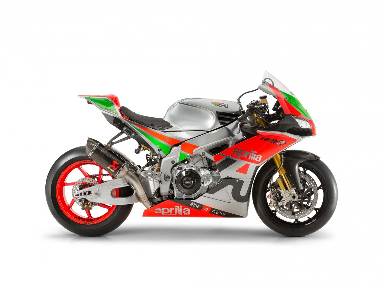Aprilia RSV4 R-FW Misano - Basically A 230hp MotoGP Bike