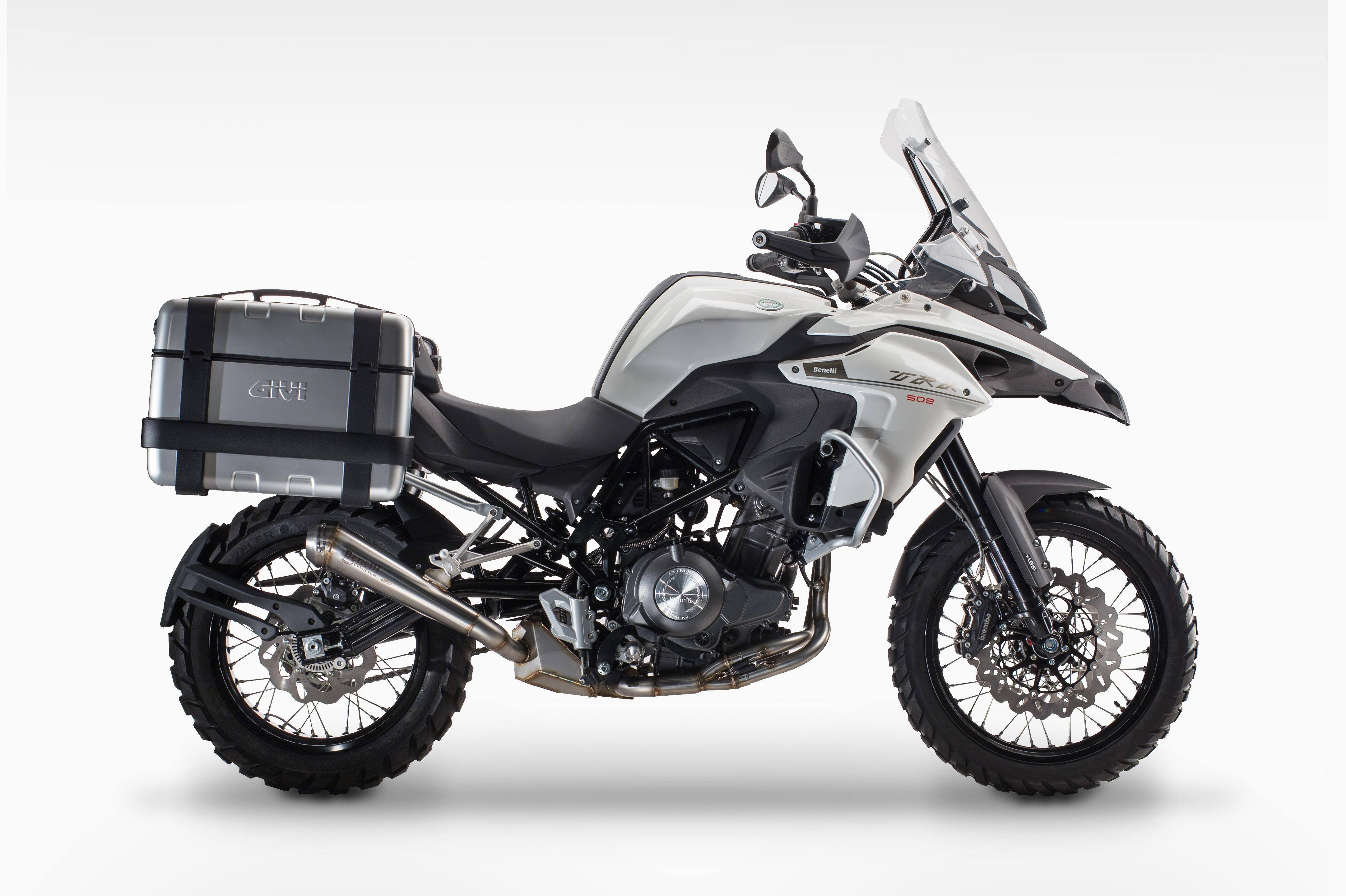 2016 Benelli TRK 502 A...