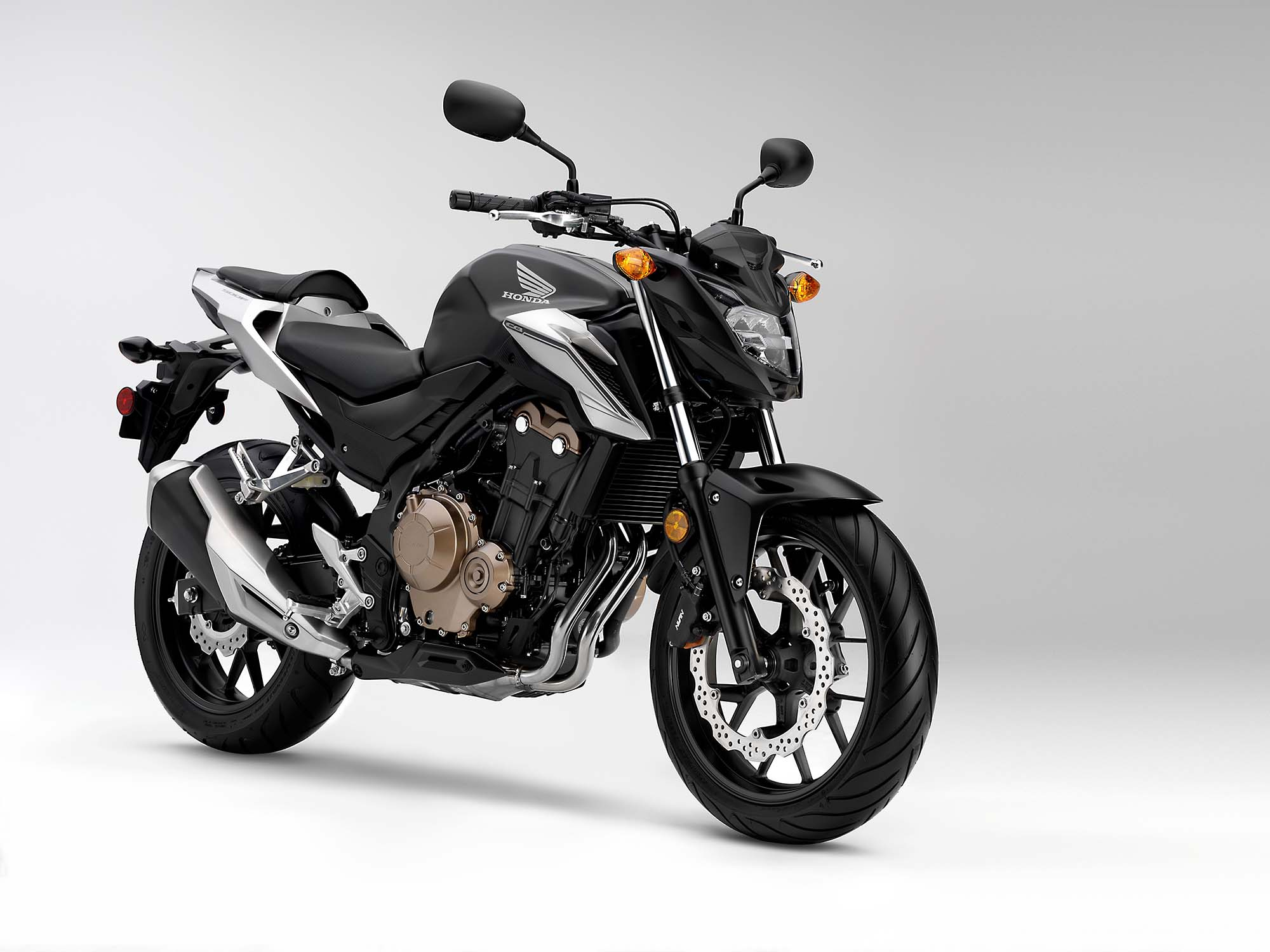 2016 Honda Cb500f Gets Much Need Facelift