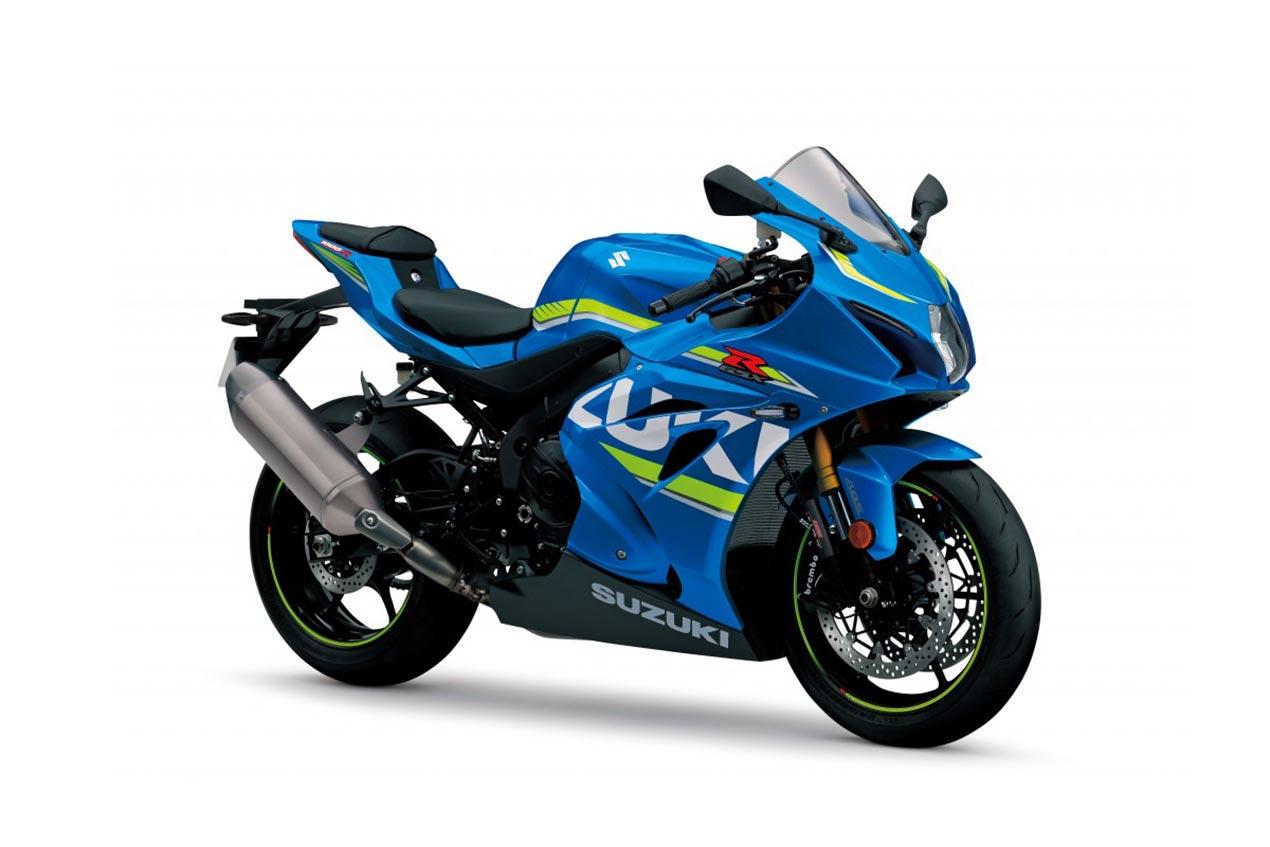 2017 Suzuki GSX-R1000 Concept Debuts