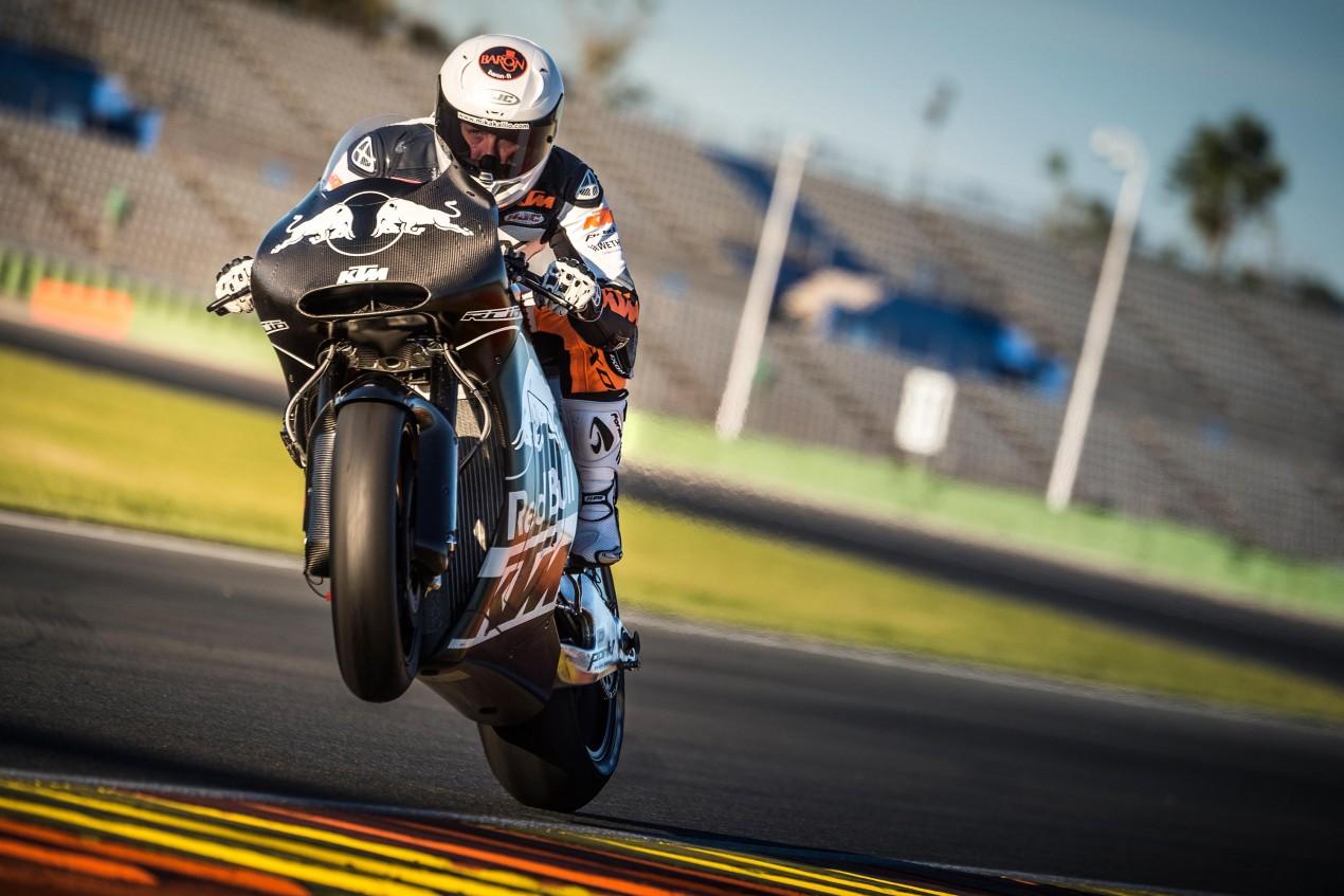 Q&A: Mika Kallio - On The KTM MotoGP RC16