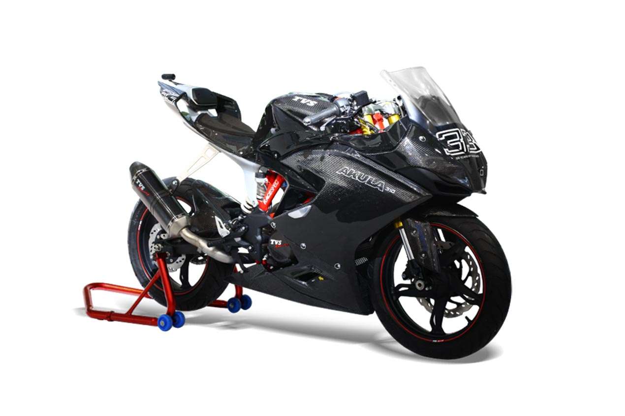 BMW Street Bike >> TVS Akula 310 - Hot, Small, Sporty, & Almost a BMW