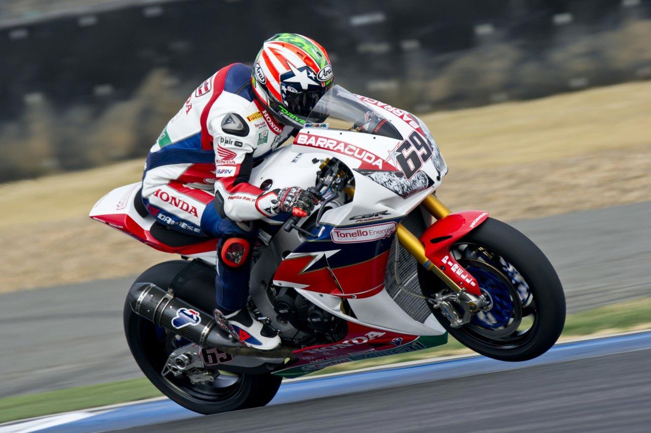 """World Superbike No """"Senior Tour"""" for Nicky Hayden"""