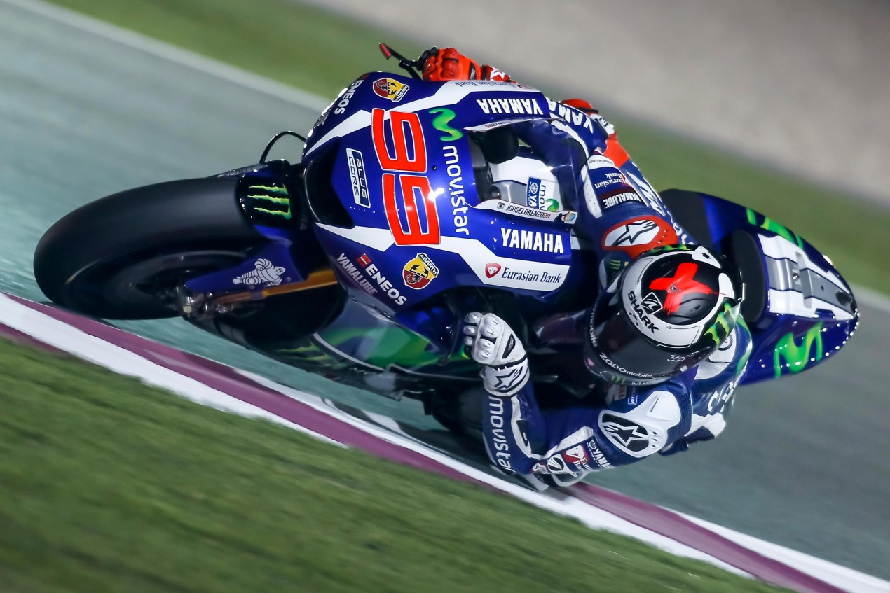 qatar motogp test wednesday summary. Black Bedroom Furniture Sets. Home Design Ideas