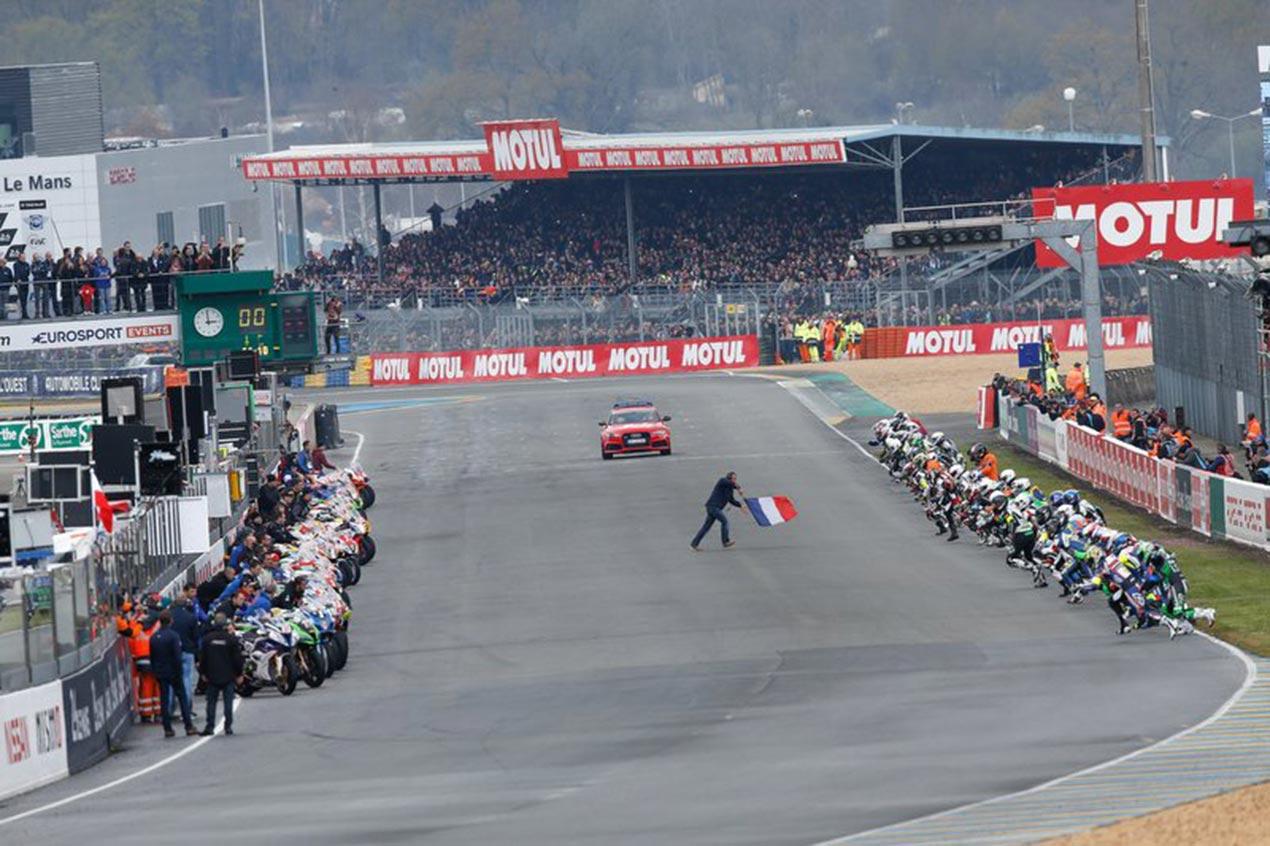 Bazar Avenue Le Mans #13: Asphalt U0026 Rubber