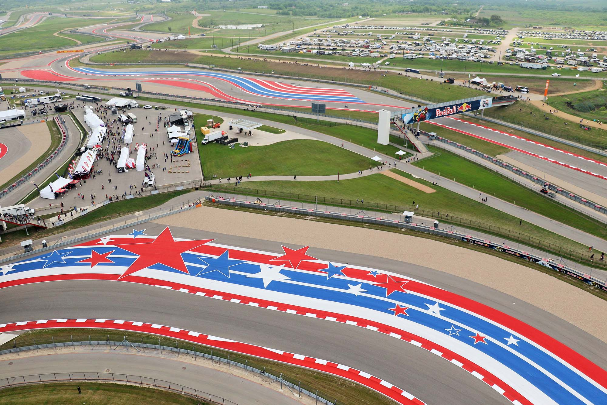 At MotoGP's Grand Prix of the Americas in Austin, Texas - Asphalt & Rubber