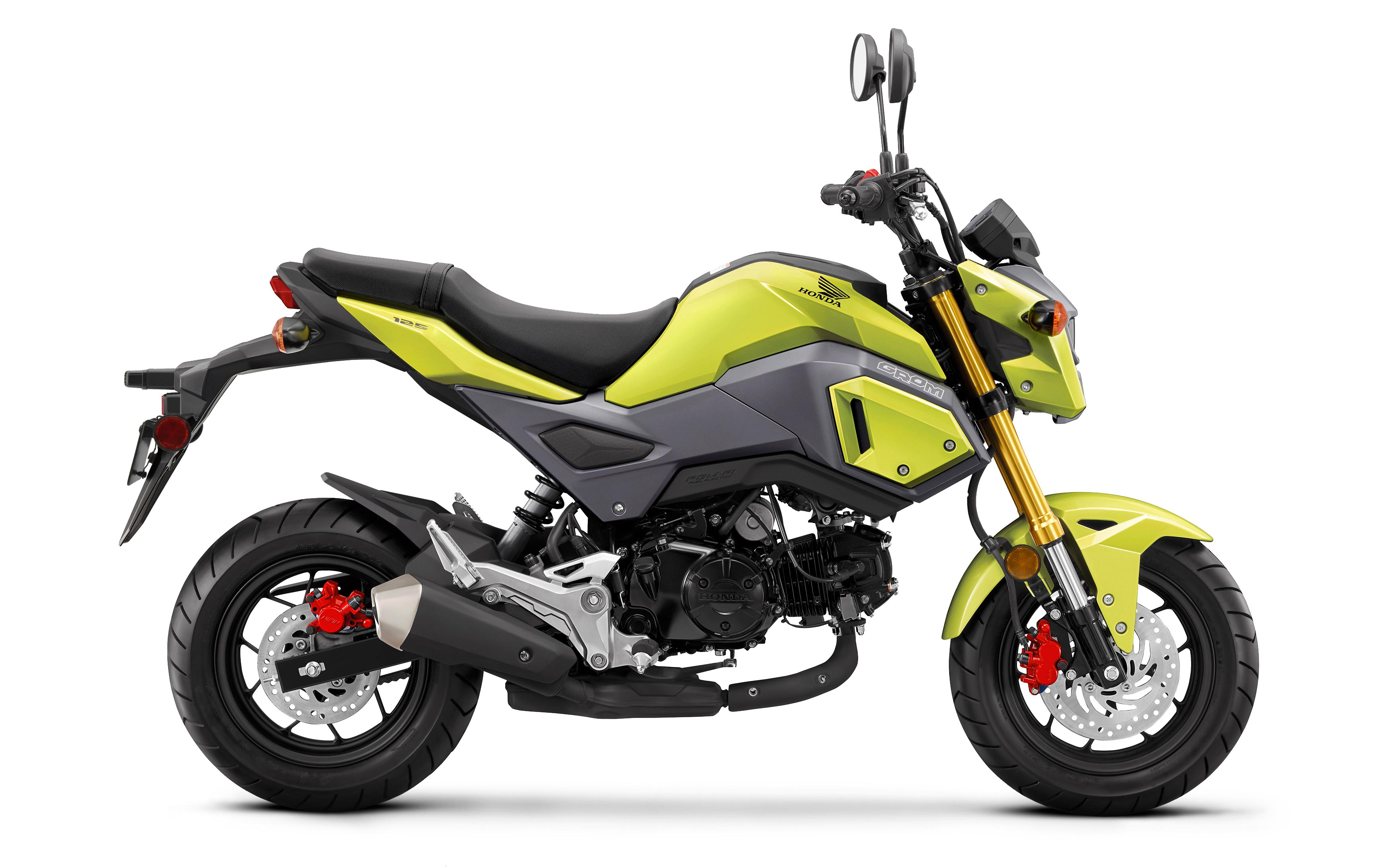 2017 Honda Grom Gets Refresh
