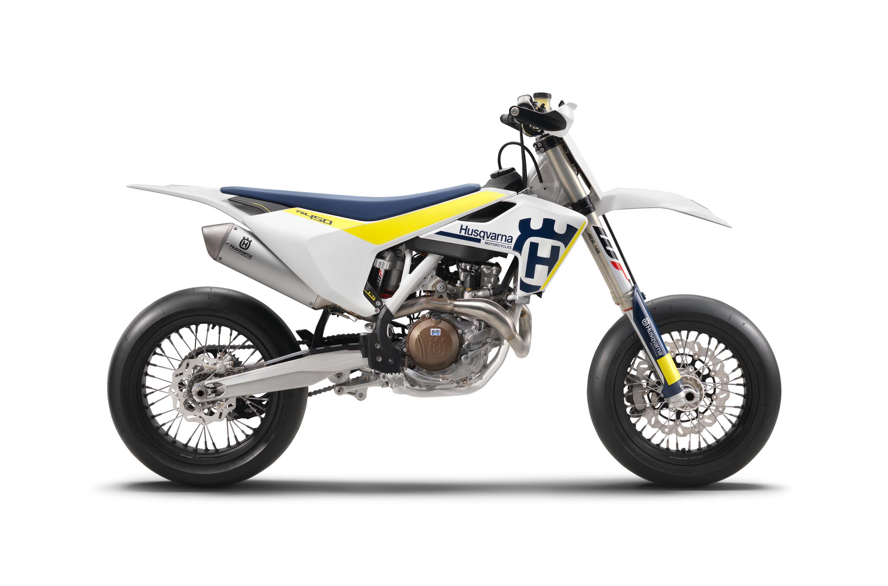 2017 husqvarna fs 450 puts the super in supermoto. Black Bedroom Furniture Sets. Home Design Ideas