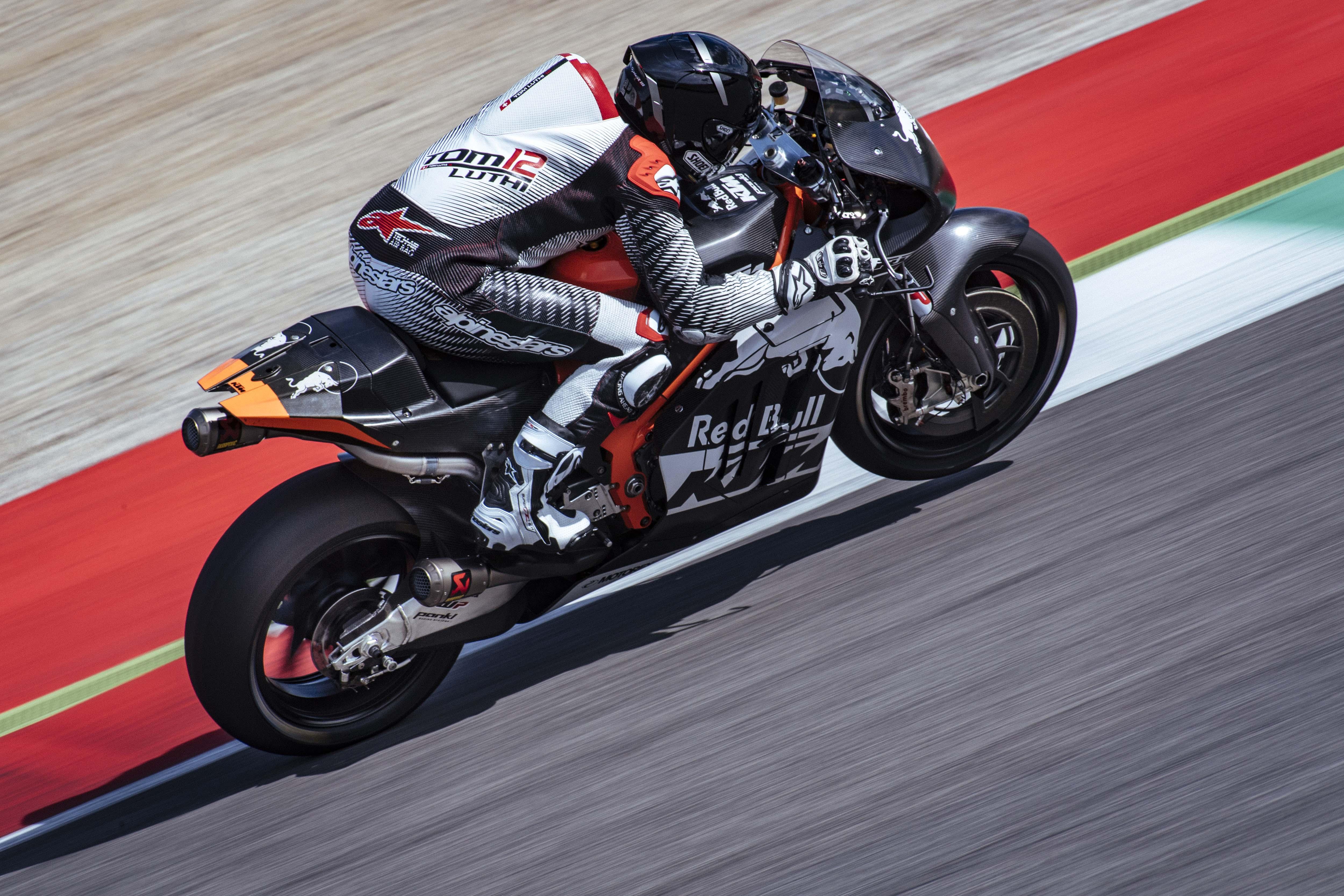 XXX: The KTM RC16 MotoGP Bike Testing at Mugello