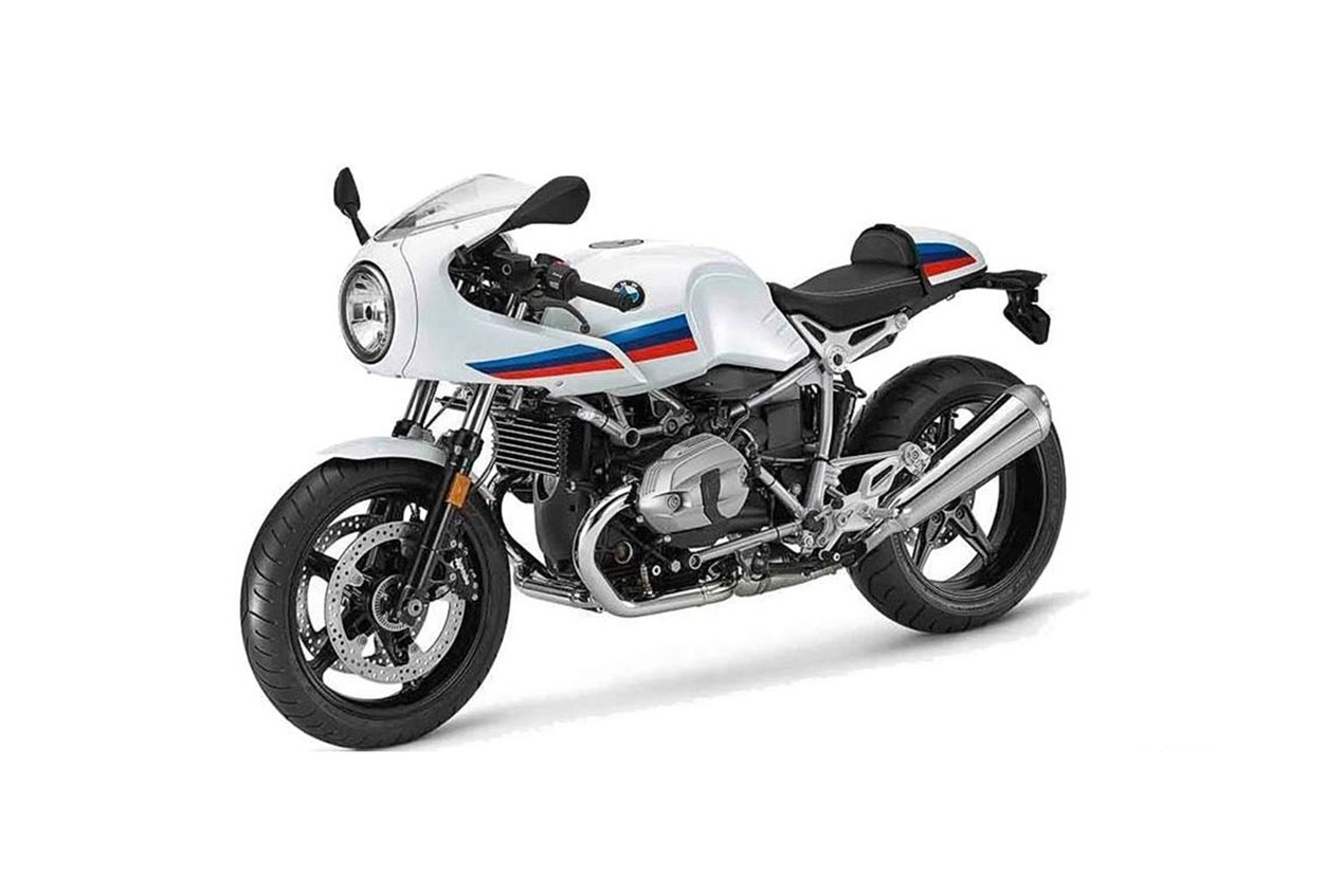 This Looks Like the New BMW R nineT Racer