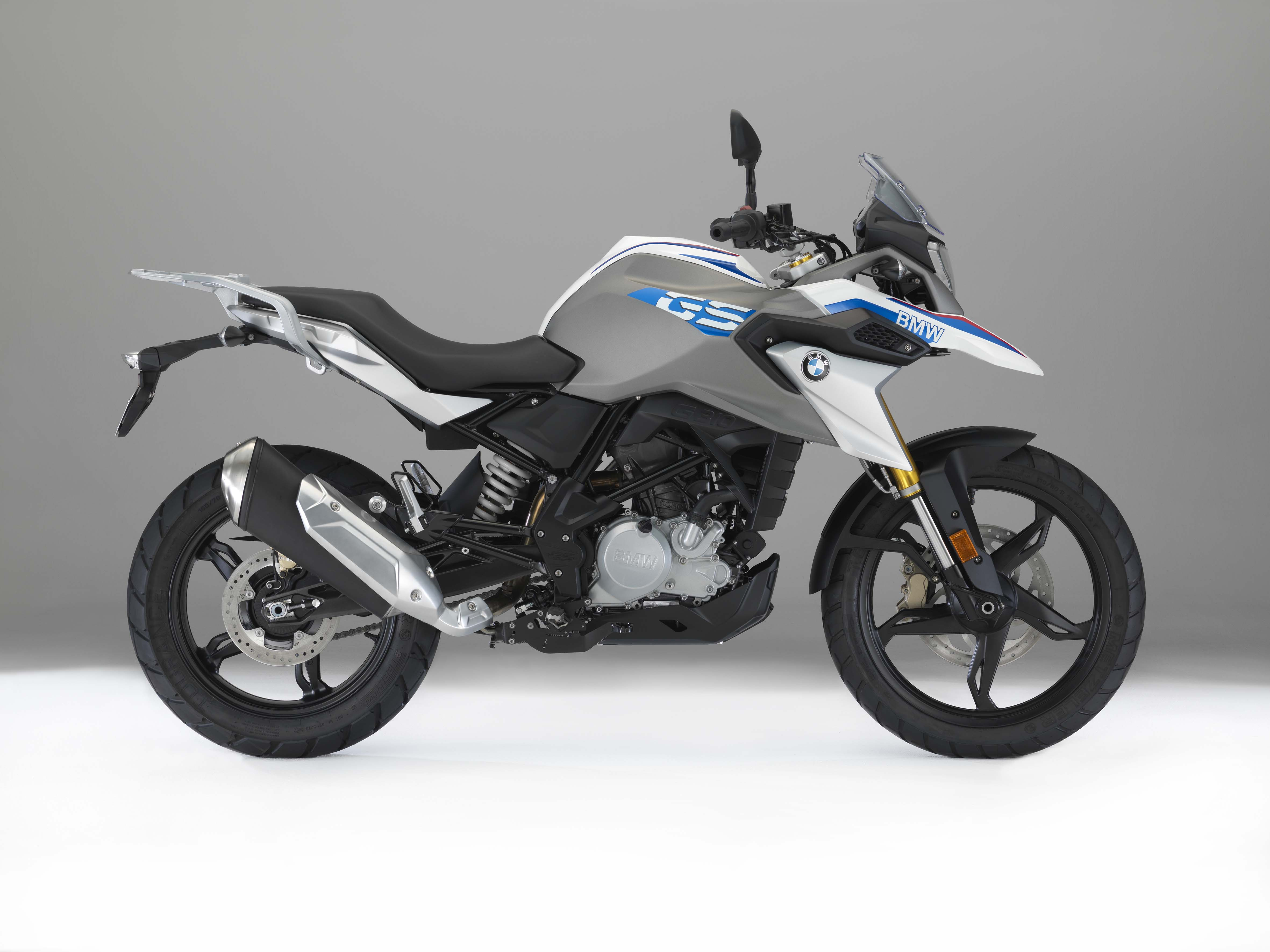 2017 BMW G310GS Debuts with 300cc of ADV