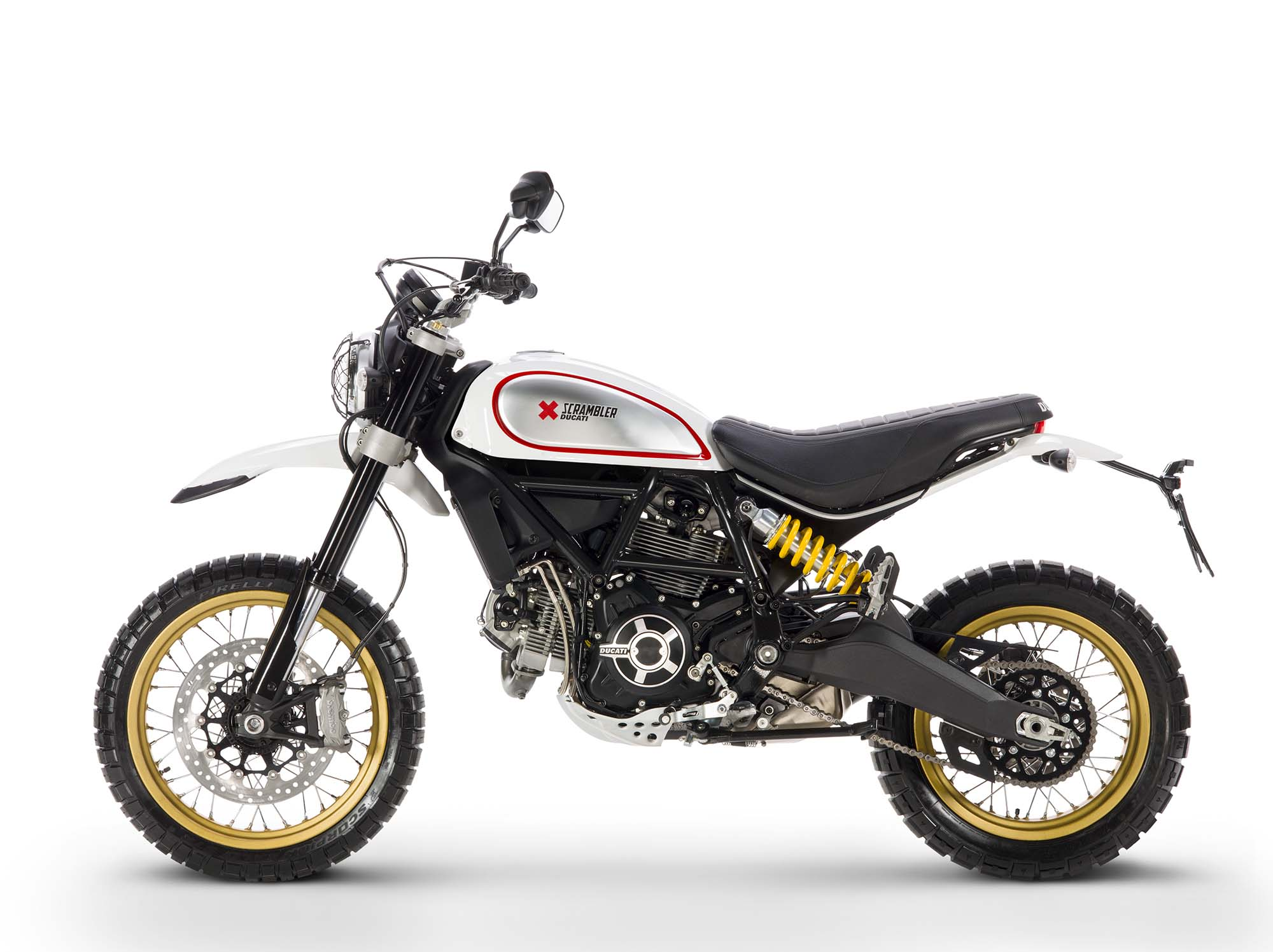 ducati scrambler desert sled got roost. Black Bedroom Furniture Sets. Home Design Ideas