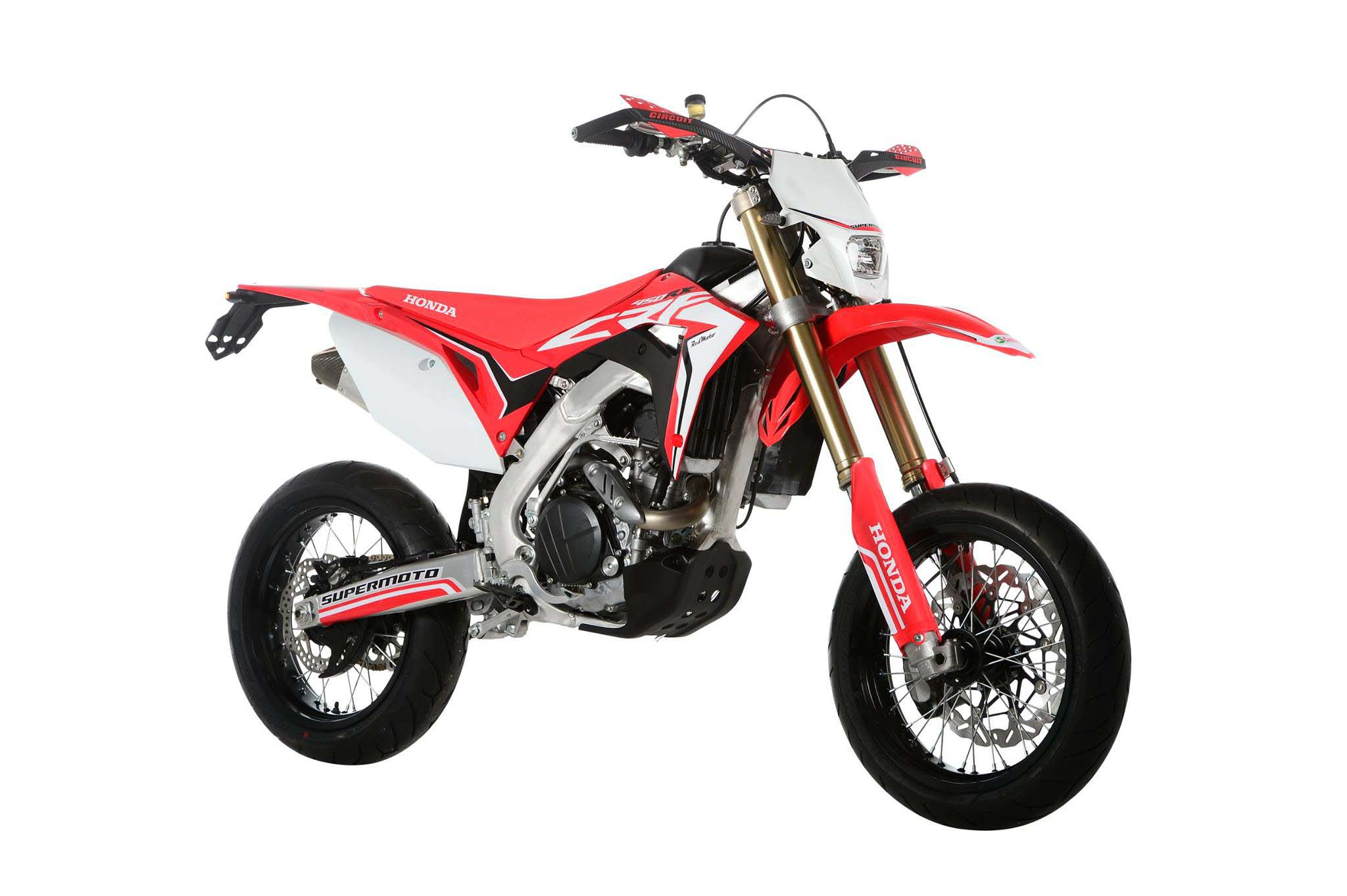 2017 honda crf450 supermoto for france only for 2017 honda 450 rx